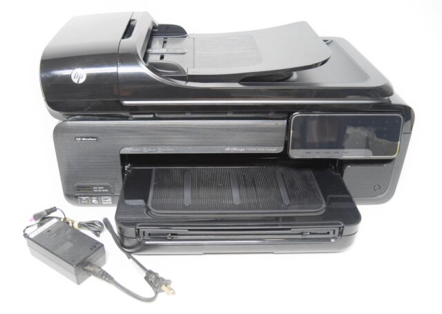 NEW DRIVER: HP 7500A PRINTER