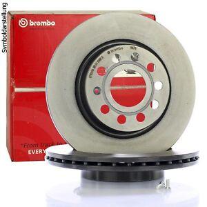 2 brembo bremsscheiben 288mm bel ftet f r vw golf 5 6. Black Bedroom Furniture Sets. Home Design Ideas