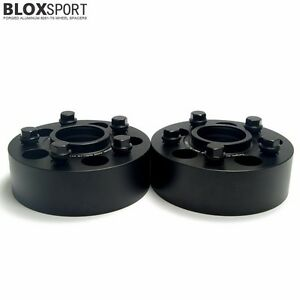 2pc 2 inch aircraft aluminum wheel spacers for mercedes for Wheel spacers for mercedes benz