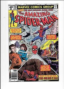 The-Amazing-Spider-Man-195-August-1979-2nd-appearance-origin-of-Black-Cat