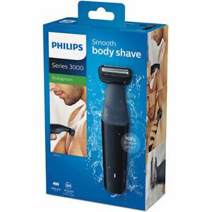 Philips-BG3010-Men-Body-Hair-Shaver-WaterProof-Cordless-Groomer-Clipper-Trimmer
