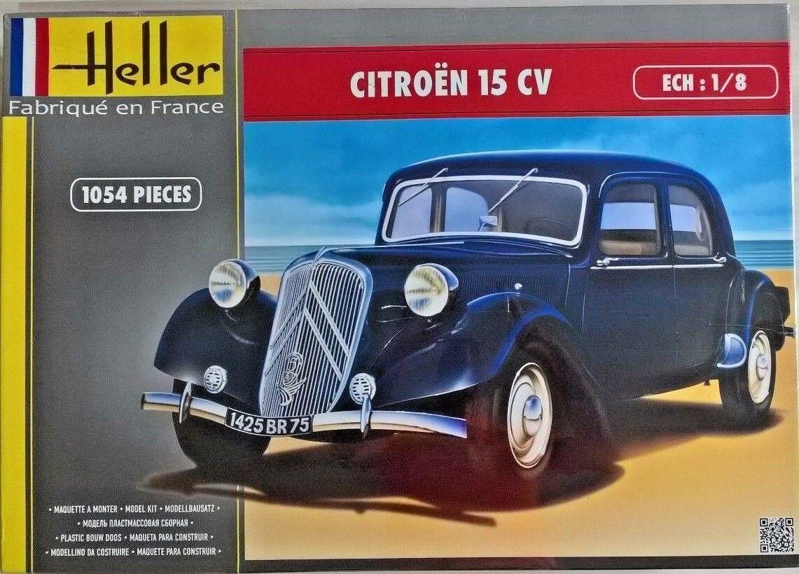 Citron 15 - 6 Heller 80799 1  8 proporciones         nunca abrir       sellar la fábrica