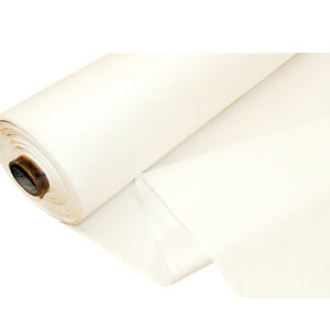 Image Is Loading THERMAL BLACKOUT CURTAIN LINING FABRIC 3 PASS WHITE