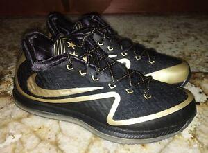 separation shoes 435b7 d106d Image is loading NIKE-Field-General-II-Super-Bowl-50-Black-