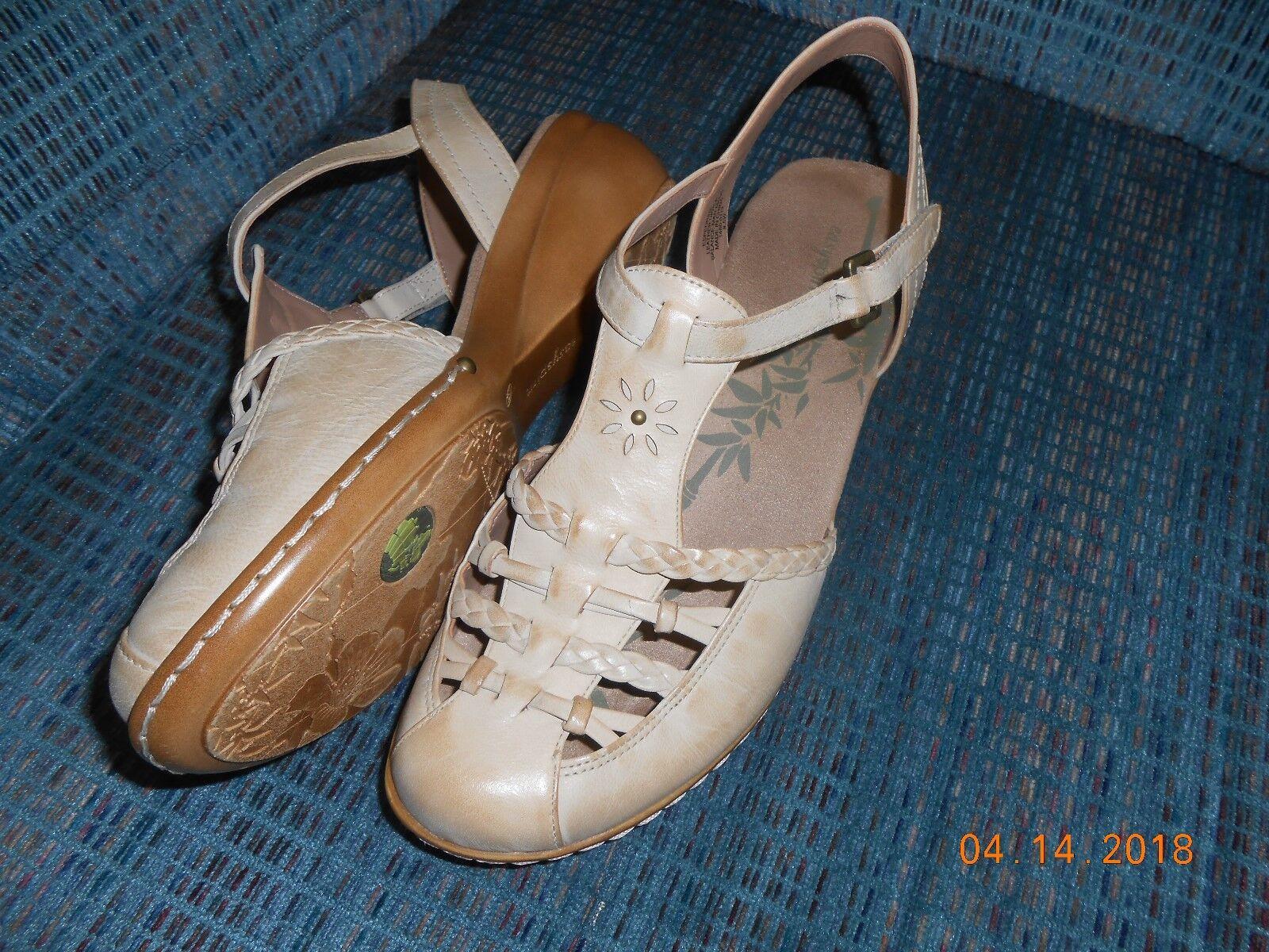 Easy Spirit espedrine espedrine espedrine tan zapatos talla 8.5 de Ancho Excelente Estado  promocionales de incentivo