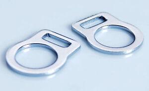Genuine-Silver-Cross-Coach-Pram-Spares-Apron-Lifts-Rings-Elastics-Dolls-Oberon
