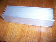 Large Long Flat Bottom Aluminum Heatsink 8 X 2 38 X 175 20 X 6 X 45cm