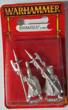 GW Warhammer High Elf Phoenix Guards 8506A 1997 #B - METAL OOP MIB (2 models/pk)