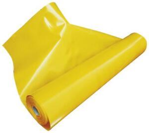 0 32 m baufol gelb 0 2mm dampfsperre dampfbremse pe. Black Bedroom Furniture Sets. Home Design Ideas