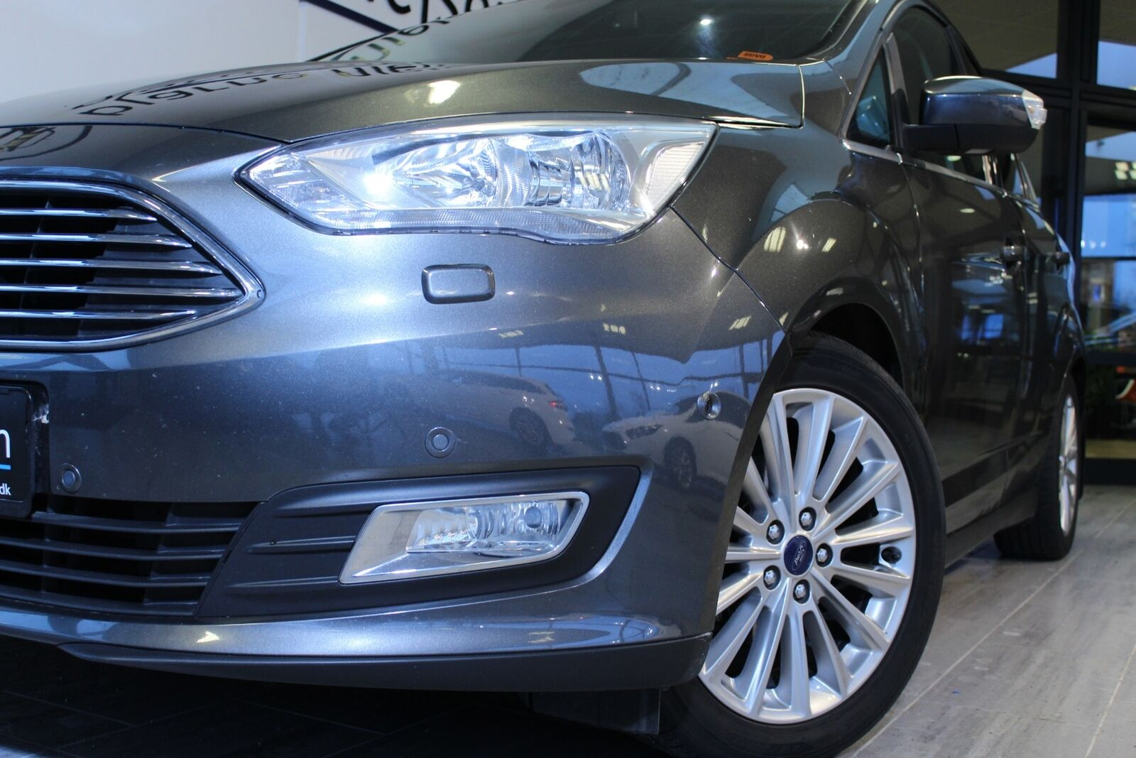 Ford C-MAX 1,0 SCTi 125 Titanium - billede 4