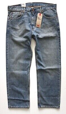 Levi S 569 Loose Straight Jeans Mens