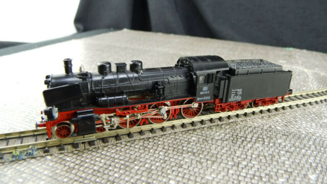Fleischmann 7160 BR 38 Spur N  Dampflokomotive Fl915 ,Gebraucht