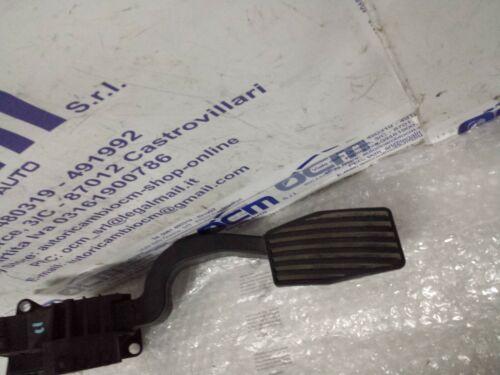 55702020 PEDALE ACCELERATORE FIAT GRANDE PUNTO = EVO = OPEL CORSA D