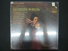 Donizetti LUCREZIA BORGIA Caballe Verrett Kraus Flagello JONEL PERLEA RCA VICTOR