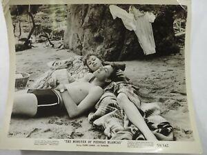 034-la-Monster-de-Piedras-Blanca-034-Jeanne-Carmen-1959-Studio-Still-Foto-20-3x25-4cm