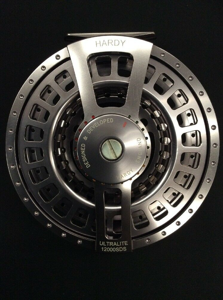 Hardy Ultralite 12000 SDS  12 Fly Reel