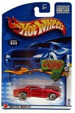2003 Hot Wheels #33 First Edition #21 GT-03 E910 card