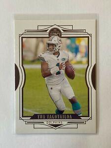 2021 Panini Legacy No. 48 Tua Tagovailoa - NFL Trading Card