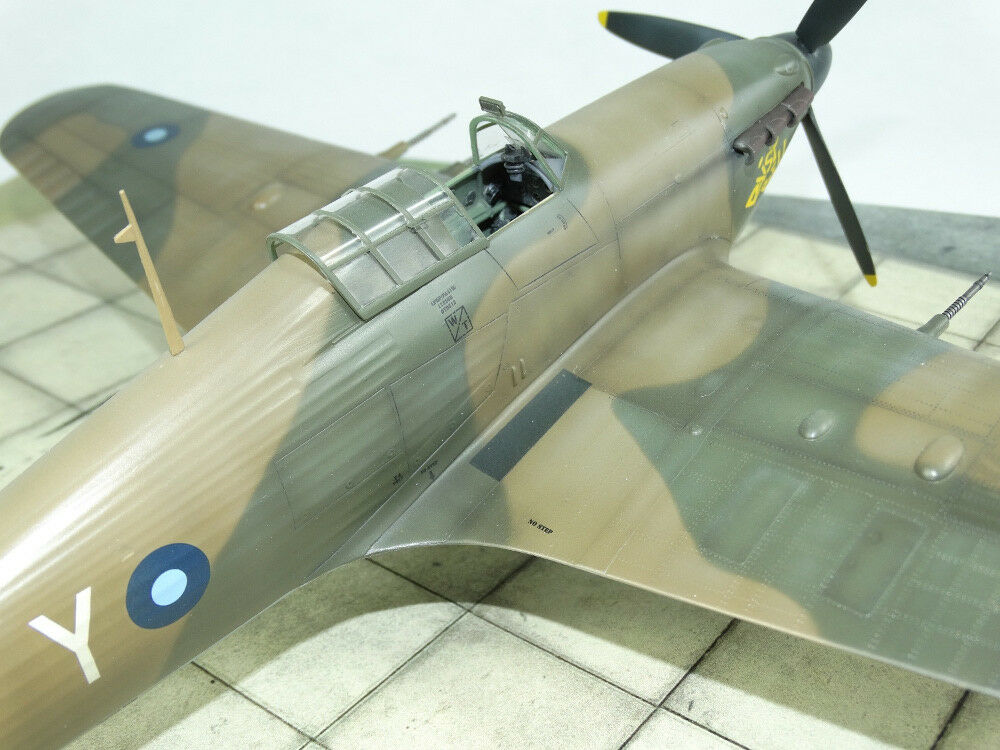 1 32 Hurricane IIc Trop Built to a high sandard