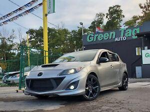2013 Mazda MAZDASPEED 3 MSP3
