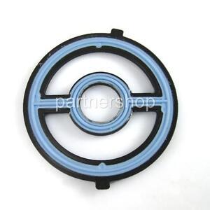oil cooler repair gasket black type oil cooler leak for mazda 3 5 6 cx 7 ebay. Black Bedroom Furniture Sets. Home Design Ideas