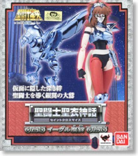 New Bandai Saint Seiya Saint Cloth Myth Eagle Marin PVC From Japan