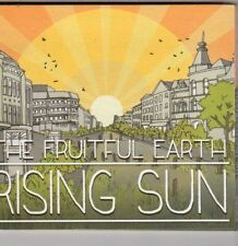 (EV186) The Fruitful Earth, Rising Sun - 2013 CD