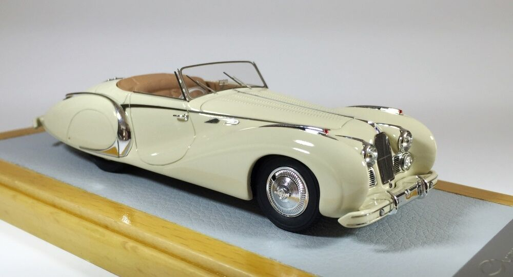 CHROMES 065 - Talbot Lago T26 storkonstad sport 1950 Cabriolet Sarethik sv11012 1  43
