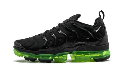 Nike Air Max Vapormax Plus Black Volt Neon Green Reflect