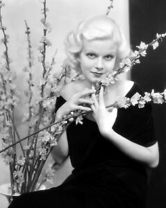 JEAN-HARLOW-PHOTO-young-sex-symbol-photograph-RARE