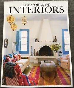World of Interiors Magazine July 2014 - Glasgow, United Kingdom - World of Interiors Magazine July 2014 - Glasgow, United Kingdom
