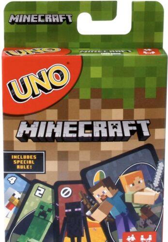 UNO Minecraft Card Game