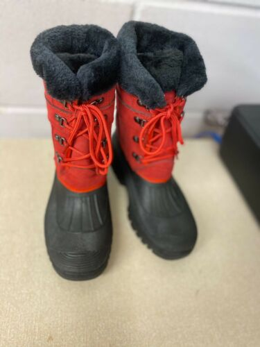 Snow Boots Size 3