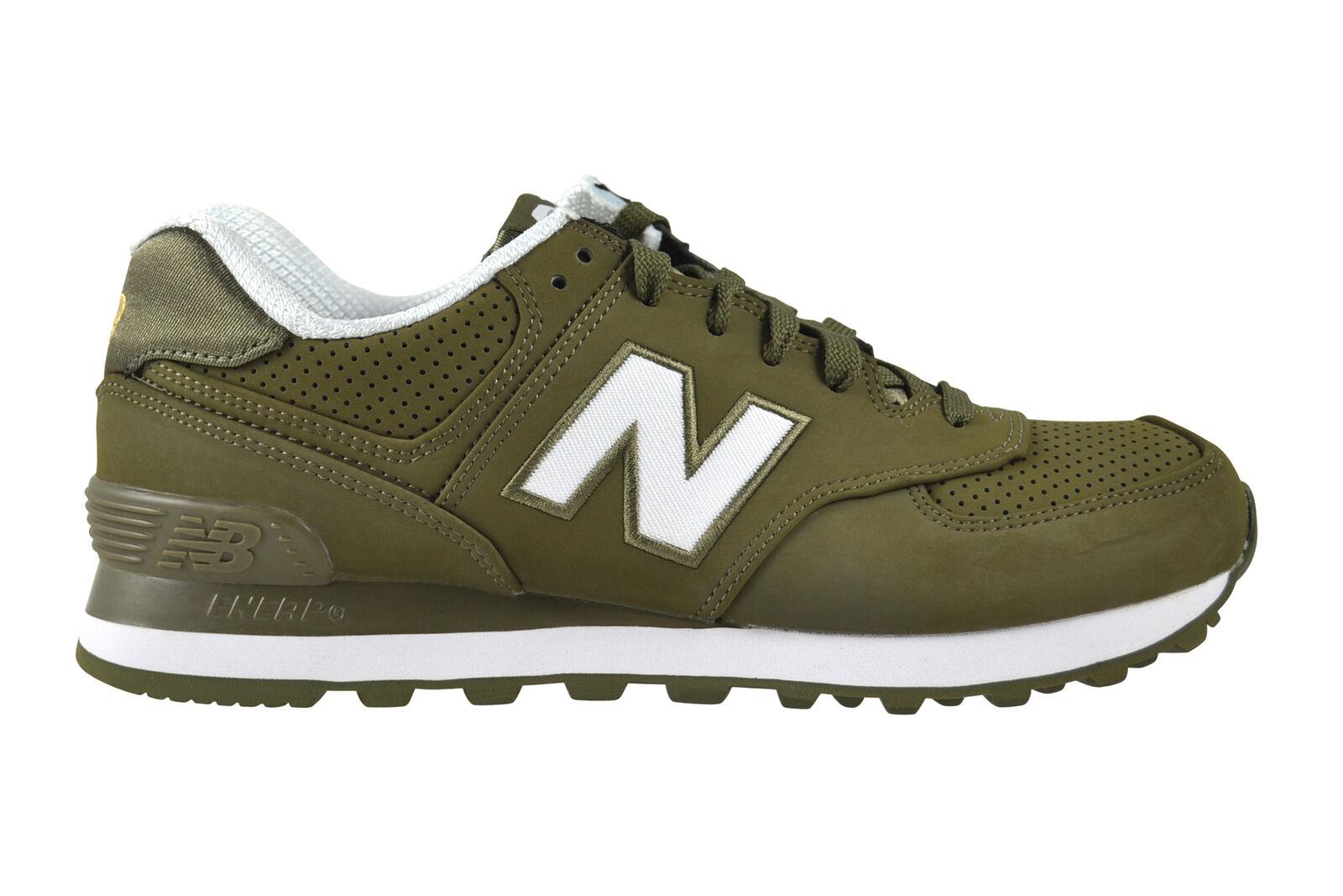 New Balance Chaussures ml574 SKG Vivid Jade Chaussures Balance Sneaker Vert aab514