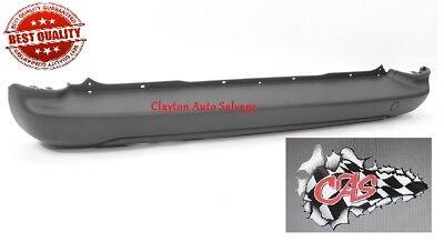 Citroen Berlingo Van 12-15 Black Rear Bumper