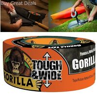 Black Gorilla 2.88-inch X 30-yard Tough And Wide Heavy-duty Duct Tape