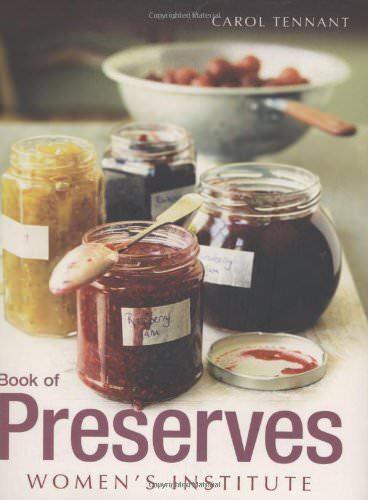 Book of Preserves,Carol Tennant