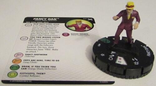 FANCY DAN 021 Earth X Marvel HeroClix