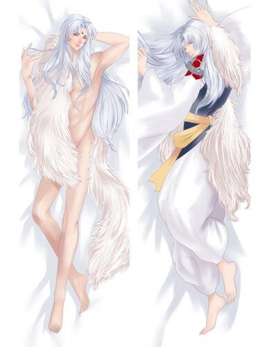 Anime Inuyasha Dakimakura Hugging Body Pillow Case Cover 71027