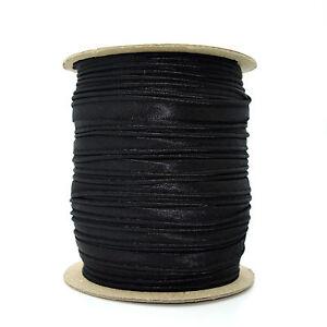 Adroit 10 Mm Haute Qualité Noir Bordure Garnitures Piping Ribbon Trim Boiteux Couture K332-afficher Le Titre D'origine Doux Et LéGer