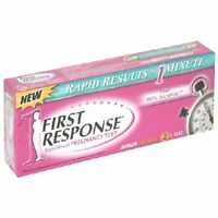 First Response Rapid Result Pregnancy Test 2 Each on sale