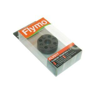 Flymo-Hoja-altura-Arandelas-Espaciadores-FLY017-Pack-2-piezas-ORIGINALES