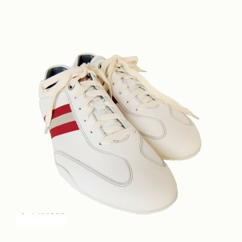 Baskets Blanc Us Bally 1457997 Neuf Zibler Taille Chaussures S qSAHw6