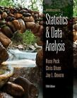 Introduction to Statistics and Data Analysis by Jay L. Devore, Chris Olsen and Roxy Peck (2015, Hardcover)