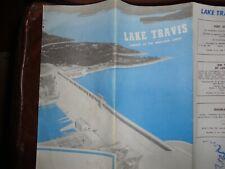 Highland Lakes Texas New Original Travel Poster Marilyn Pin Up Art Print 224