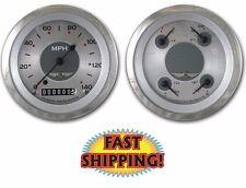 Classic Instruments All American Series 2-Gauge 3-3/8 Quad Gauge Set AW02SRC