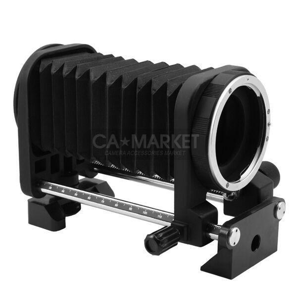 Macro Lens Bellows f All Canon EOS SLR 30D 40D 5D 350D 450D 1000D 1D 1D MarkII