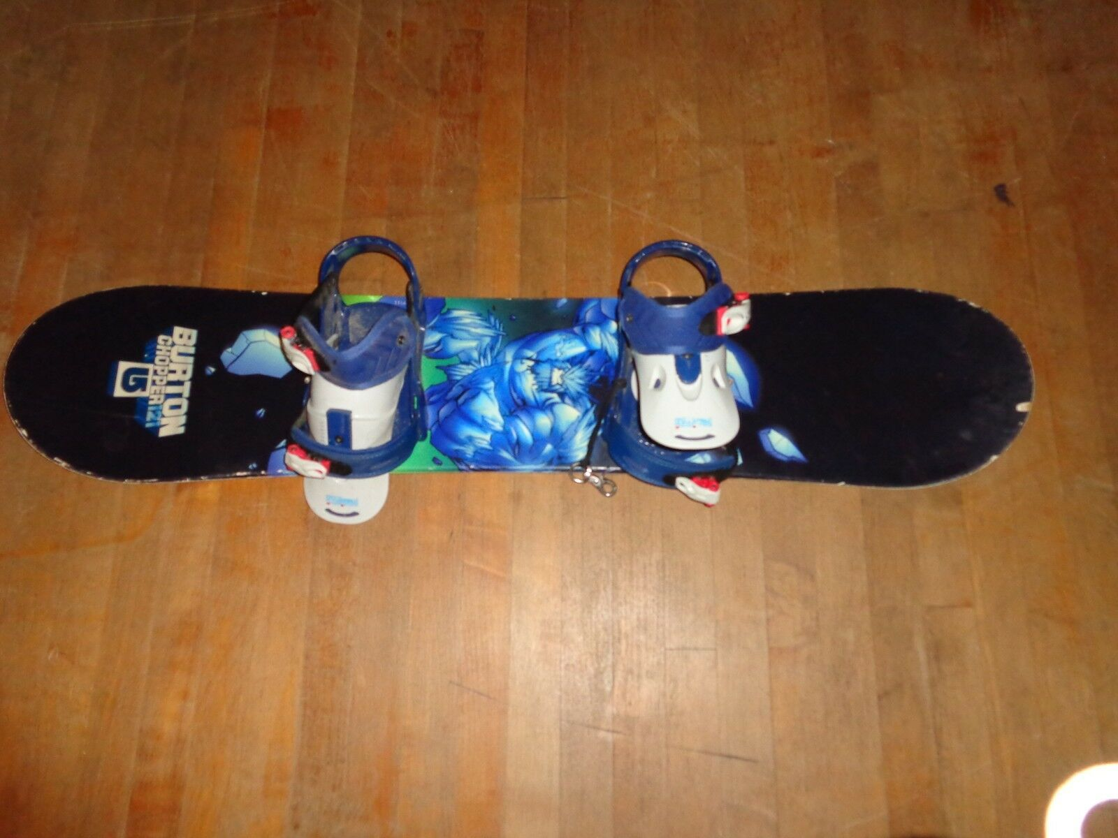 Burton Snowboard Freestyle with Bindings