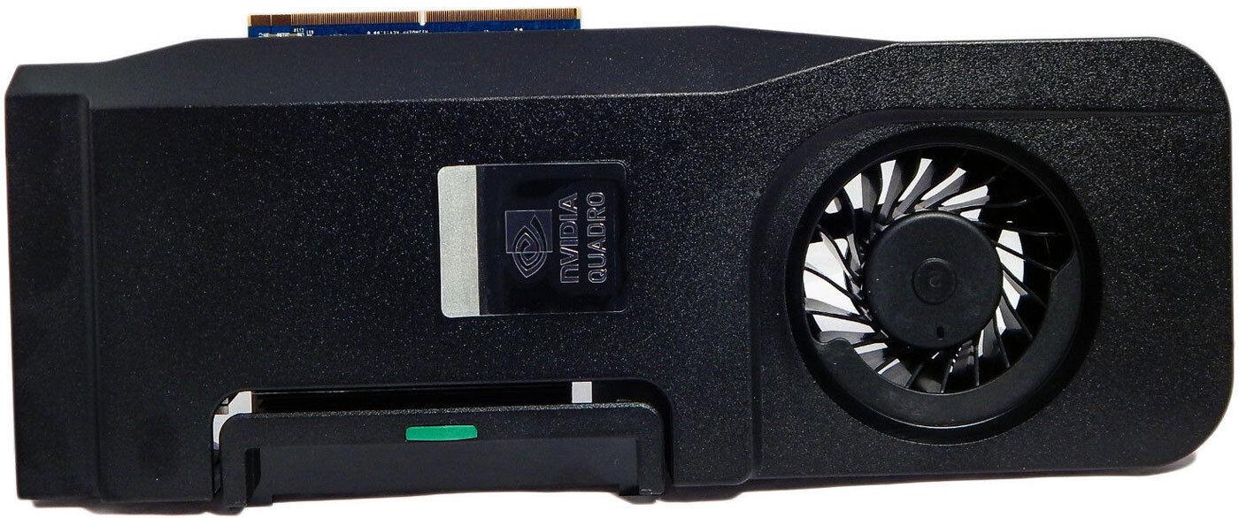 HP Z1 nVidia Quadro 610M 1GB Heasink Video 729544