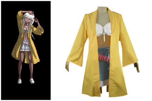 Danganronpa V3 Killing Harmony Ultimate Artist Angie Yonaga Cosplay Costume